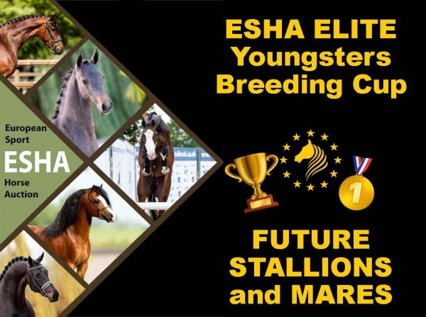 28-01/11/2020 ESHA Elite Youngsters Breeding Cup - Future Stallions and Mares